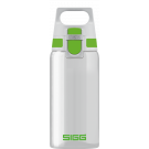 Water Bottle Total Clear ONE Green 0.5l