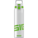 Water Bottle Total Clear ONE Green 0.75 L