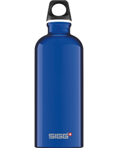 Trinkflasche Traveller Dark Blue 0.6l