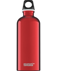 Trinkflasche Traveller Red 0.6l