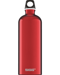 Trinkflasche Traveller Red 1l