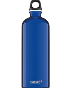 Trinkflasche Traveller Dark Blue 1l