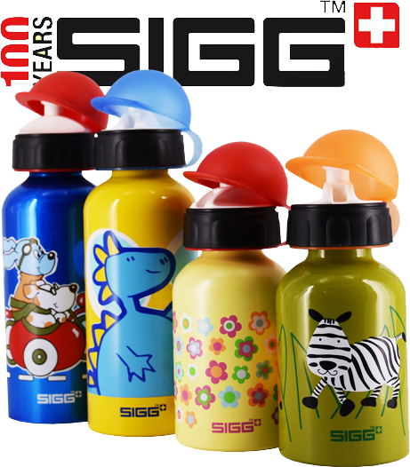 In 2008 SIGG celebrates 100 years of history.